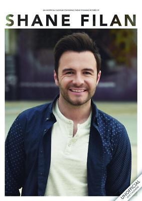 Shane Filan Westlife Calendar 2018 Large Uk A3 Wall Size New Sale !! Sale !!