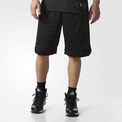 adidas Dame Icon Shorts Men's Black