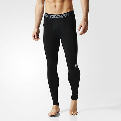adidas Techfit Base Tights Men's Black