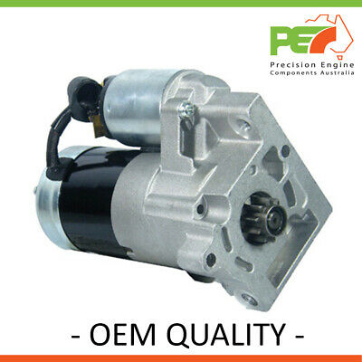 *OEM QUALITY* Starter Motor For Holden Statesman Vs Series 3 3.8l Ecotec Ln3/l36