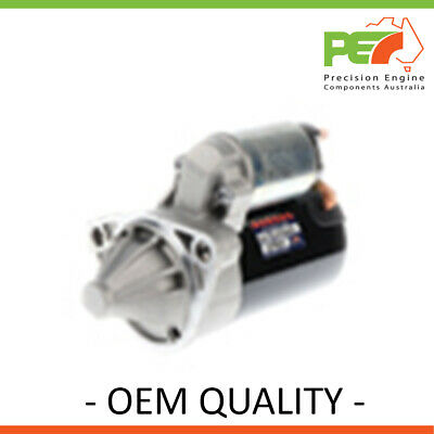 *OEM QUALITY* Starter Motor For Daewoo Matiz 11be .8l F8cv