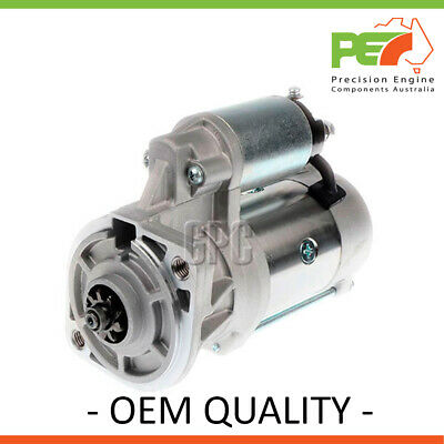 New *OEM  QUALITY* Starter Motor For Thermo King Super Ii 30 Max 2.2l C201 8v