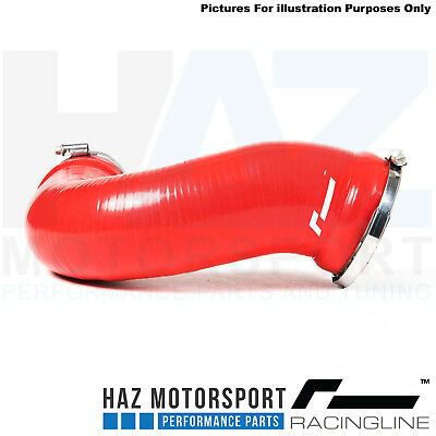Racingline Performance R600 Silicone Turbo Intake Inlet Hose Golf Mk7 R/GTI RED