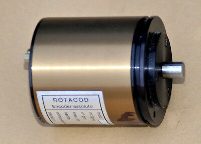 Drehgeber absolut Encoder LIKA ROTACOD AS605/DN-10