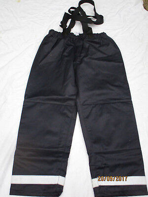 trousers fireman,Bunker,Firefighter Trousers,Beadle PROTECTIVE PRODUCTS, Small