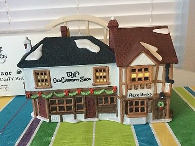 Department Dept 56 Dickens Village Series The Old Curiosity Shop 6905-6   In Box