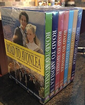Road To Avonlea: The Complete Series [DVD Television 91 Hours 7 Seasons] NEW