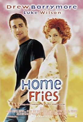 Home Fries Original Double-Sided One Sheet Rolled Movie Poster 27x40 NEW 1998