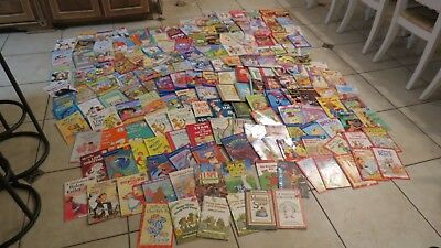 lot 183 readers levels 1 2 3 AR I Can Read Book Step into Reading Scholastic etc