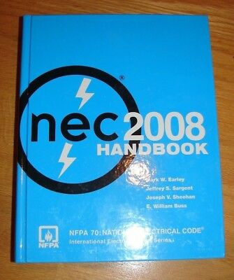 Nec 2008 Edition National Electrical Code International Electric Code Nfpa