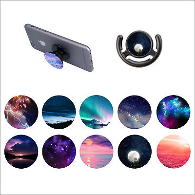 3M Graphics Sticker Decal 3 Pack for Pop Socket Star Night PopSocket Not Include