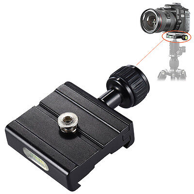 Osrso Clamp For Quick Release Plate Compatible Arca Swiss Tripod Ball Head Pro