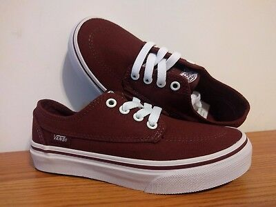 c37caf4256eb60 VANS NEW BRIGATA Vault Youth Boy s Size USA 13 -  22.49