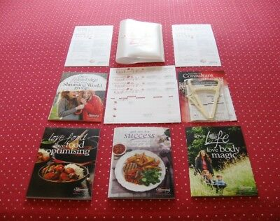 New! 2018 Slimming World Starter Pack + Fantastic New Book Menu Plans & Recipes!