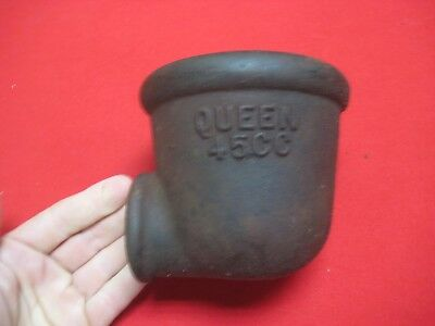 Queen  45CC Cast Iron Farm Well Pump - Water Diverter Cup ~Great Condition!