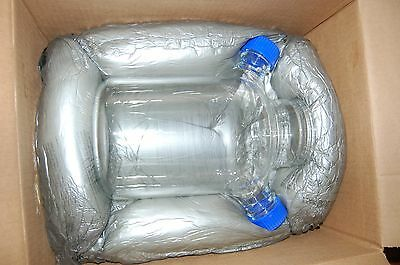 New Bellco spinner u-carrier reactor  Glass culture 3 flask  3000 ml  liters 3L