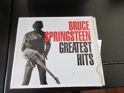 Bruce Springsteen , Greatest Hits  , CD