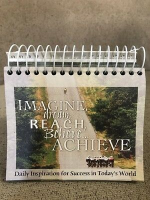 Calendar Daily Inspiration For Success In Today's World Hallmark Perpetual