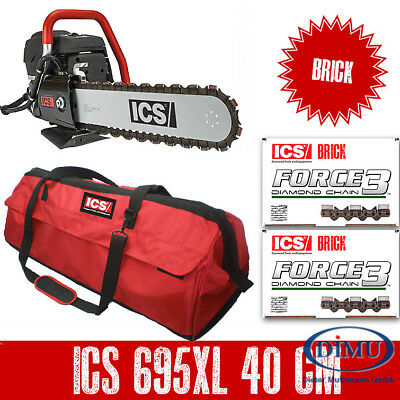 ICS Diamantkettensäge ICS 695XL 40cm Brick