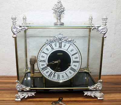 *Magnificent table clock Westminster Handmade with original antique mechanism
