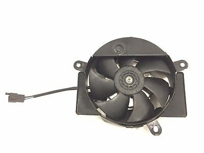 Yamaha 2009 2010 2011 XP500 TMAX OEM Radiator Cooling Fan Blower - Video!