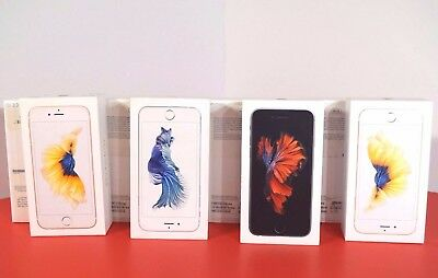OEM Apple iPhone 6S Empty Box Gold/Silver/R-Gold/Silver-No Accessories,No Manual