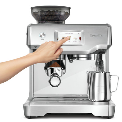 New Breville - BES880BSS - the Barista Touch