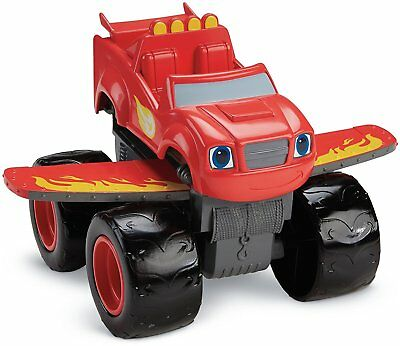 Fisher Price Blaze Monster Truck Machine Transformer Jet 3+ Toy Car Race Play