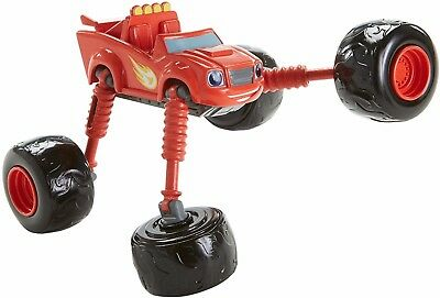 Fisher Price Blaze Monster Truck Machine Morpher Ages 3+ Toy Car Race Play Boys