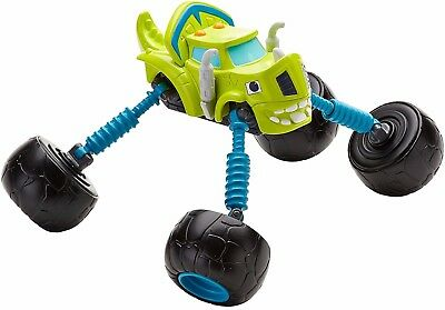 Fisher Price Blaze Monster Truck Machine Morpher Zeg Ages 3+ Toy Car Race Play