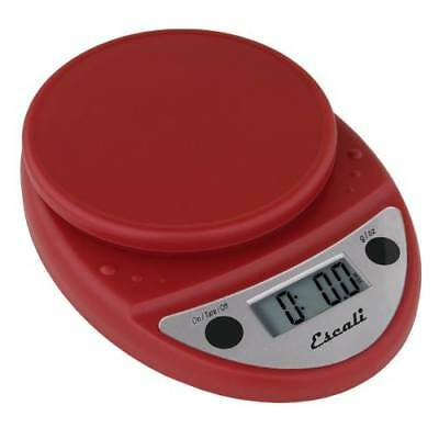Primo Kitchen & Multifunction Scales in Warm Red [ID 44105]
