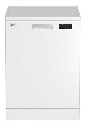 Beko - DFN16420W - 60cm Freestanding Dishwasher WELS 4 Star