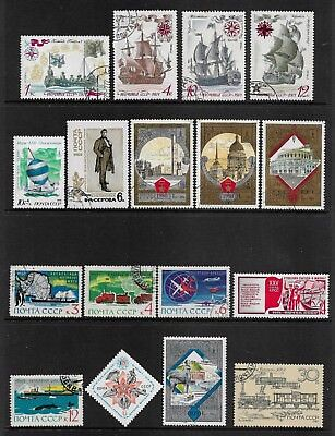 RUSSIA - mixed collection No.46