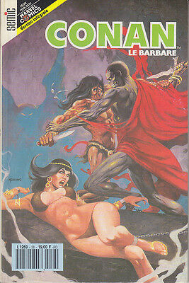 C1 CONAN le Barbare 38 Semic 1993 Roy THOMAS Mike DOCHERTY