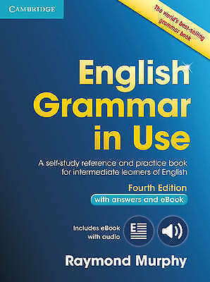 English Grammar in Use Book Answers Interactive eBook S by Murphy Raymond