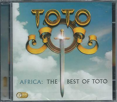 Toto - Africa - The Best Of [Greatest Hits] 2CD NEW/SEALED
