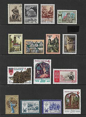 RUSSIA - mixed collection No.38