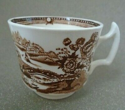 Vintage Tonquin Royal Staffordshire Dinnerware by Clarice Cliff Demitasse Cup