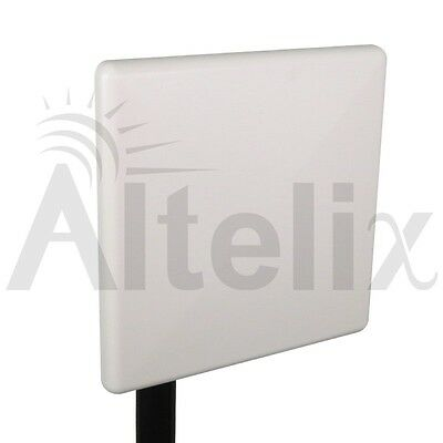 Altelix 5 GHz 5.8 GHz 23dBi WiFi Directional Outdoor Panel Antenna