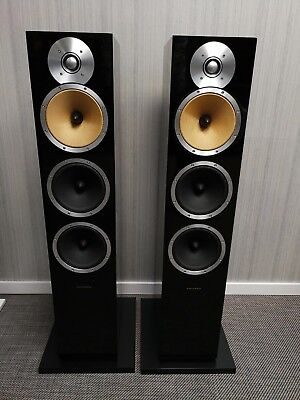 b w bowers wilkins 805 nautilus n incl original fs. Black Bedroom Furniture Sets. Home Design Ideas