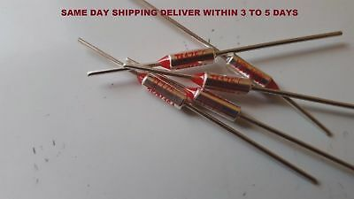 LOT OF 15 PCS RY SEFUSE Cutoffs SF172E Thermal Fuse 175 °C 15A 250V