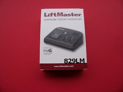 Liftmaster 829LM Garage Door Monitor for MyQ Technology Openers