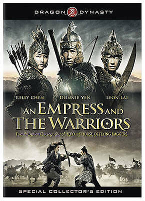 An Empress  the Warriors (DVD, 2009): Special Collector's Edition