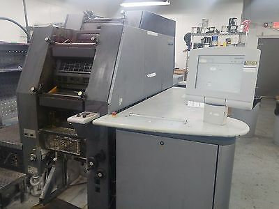 2002 Heidelberg QuickMaster DI PRO Offset Press QMDI 46-4