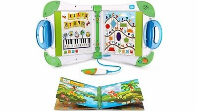 LeapFrog Leap Start Interactive Learning System Green Ages 2+ New Toy Play Boys