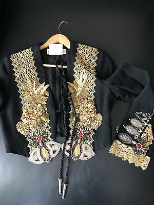CHRISTIAN DIOR BOUTIQUE  Embroidered JACKET