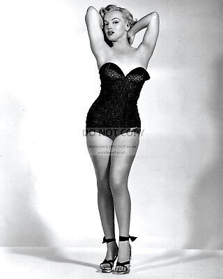 Marilyn Monroe Iconic Actress & Sex-Symbol Pin Up  8X10 Publicity Photo (Op-332)