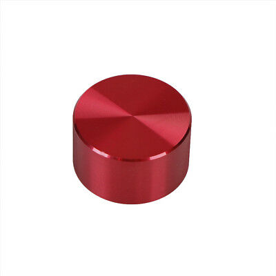 Red Potentiometer Volume Control Knob Rotary 30*17mm、Pop