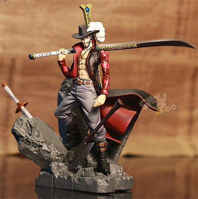Scultures Vol.2 One Piece POP Zoukeio Eye Mihawk Hawk PVC Figure Figurine NO BOX