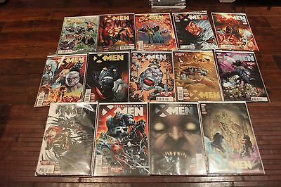 EXTRAORDINARY X-MEN (2015) #1-14 Lot Set Run Marvel Jeff Lemire VF+